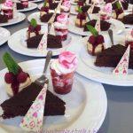 Mini Dessert Plates