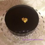 Chocolate Mirror Entremet