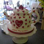 Teapot cake Lytham St Annes