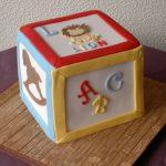 Baby building block 4