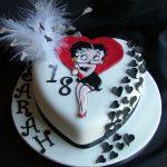Black Hearts Betty Boop