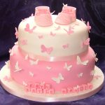 Eryn Christening Cake