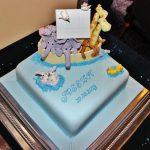 Joseph's Christening cake