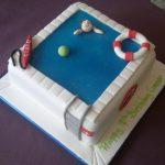 Lifesaver cake
