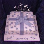 Parcel cake 2