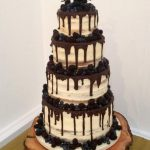Too Nice To Slice Semi Naked Cake