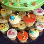 Winnie cupcakes