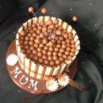 mums malteser cake
