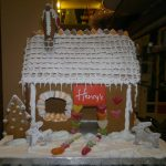 Gingerbread House - Large £20