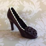 Chocolate Shoe Wedding Favours