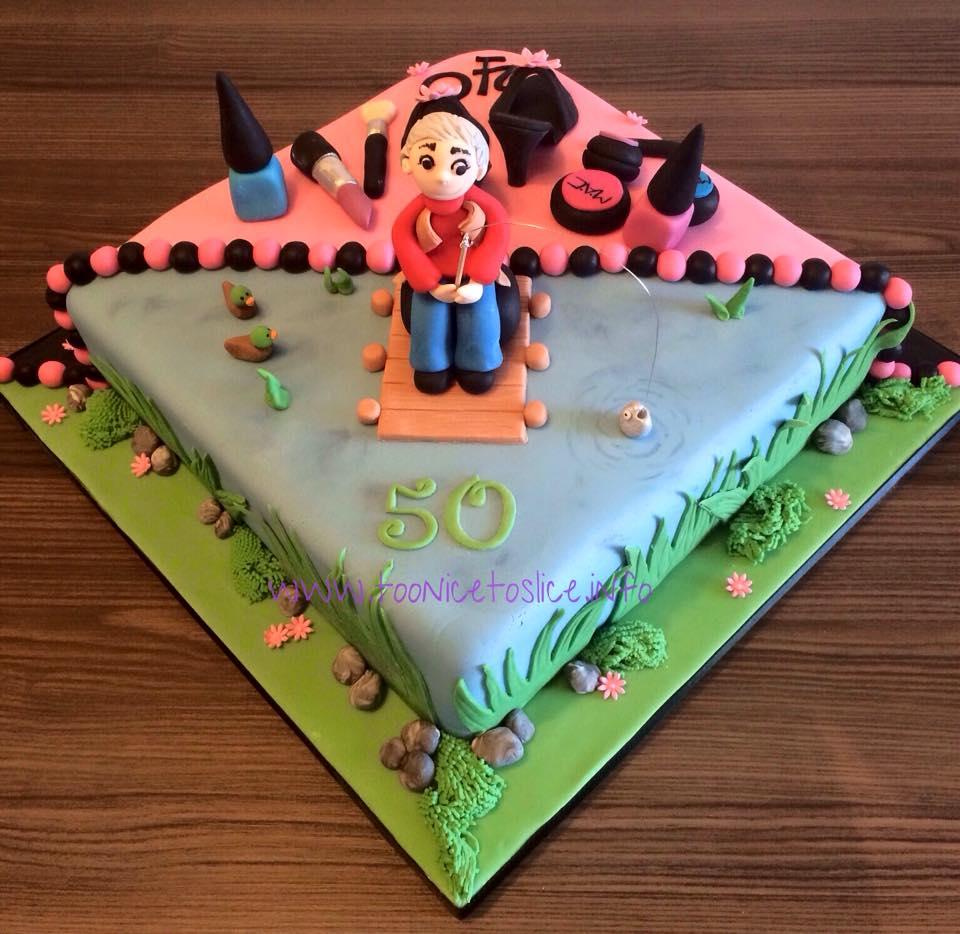 Peachy Joint Birthday Cake Too Nice To Slice Personalised Birthday Cards Xaembasilily Jamesorg