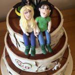 Farmers Wedding Cake