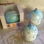 Wedding Cake Bauble Favour