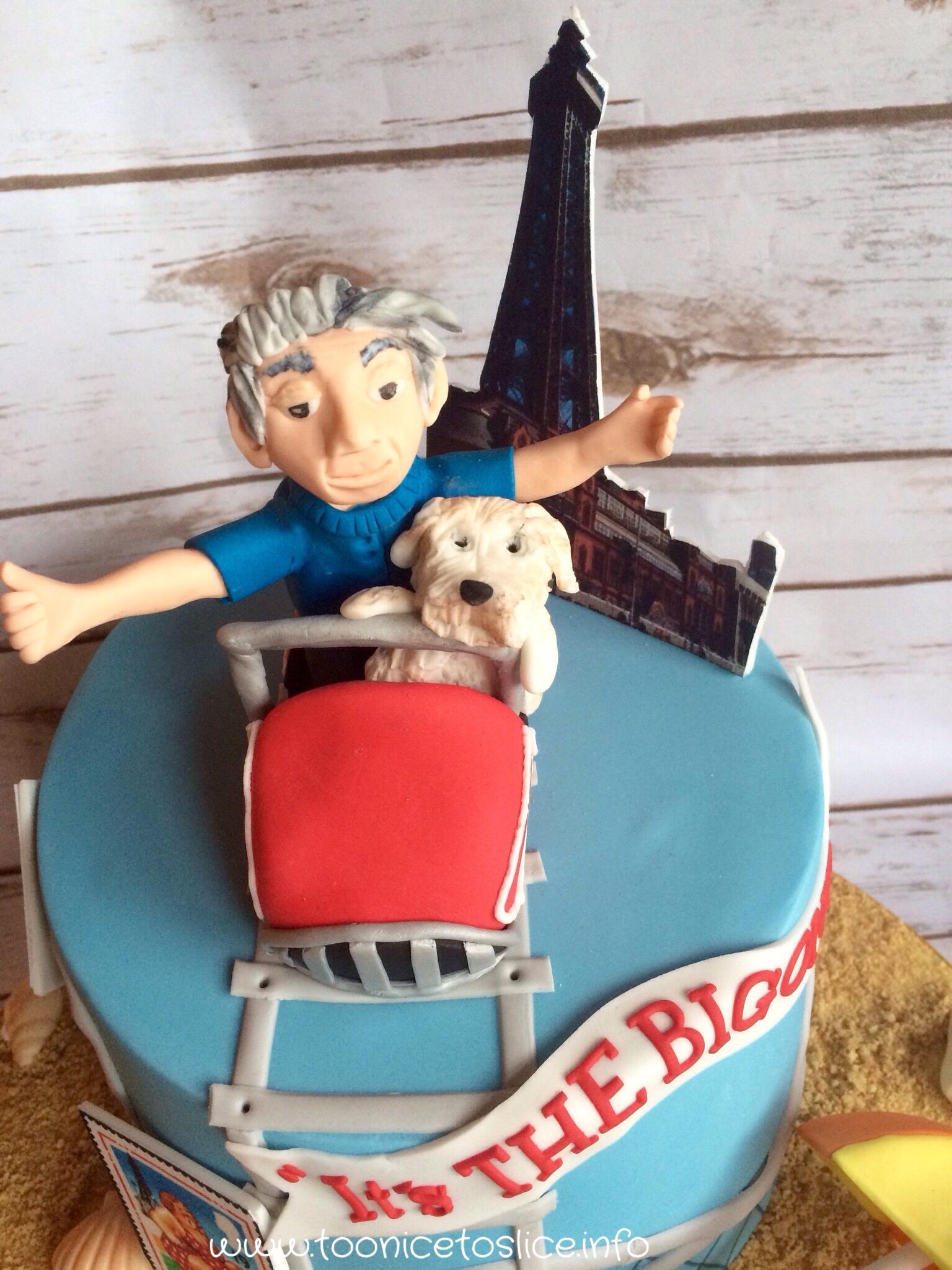 Blackpool Tower Cakes