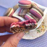 Neapolitan Macaron Bite