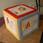 Baby building block 1