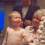 Baby cake ball