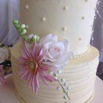 Buttercream & sugar flowers