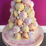 Cake ball birthday