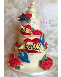 pork pie and cheese wedding cake lancashire home to slice 18694
