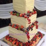 Fresh Fruit & Buttercream