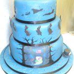 Fairy Tale Wedding Cake