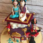 Alladin Cake
