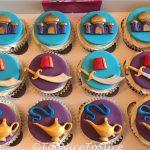 Alladin Cupcake