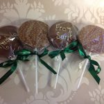 Chocolate Lolly Favours