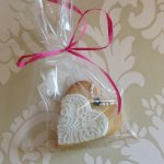 Wedding Bride Iced Cookie Favour