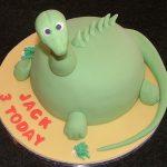 Jack''''s Green Dinosaur