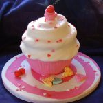 July Cupcake