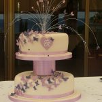 Leslye''''s lilac & purple butterflies