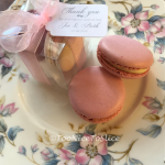 Macaron Wedding favour Personalised Gift Boxes