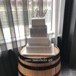 Wedding cakes Lytham St Annes, Blackpool, Preston, Lancashire