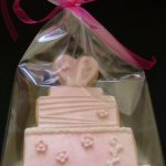 Iced Wedding Cake Cookie