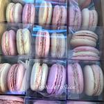 Macaron Favour Boxes