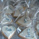 Wedding Guest Name Place Iced Cookie